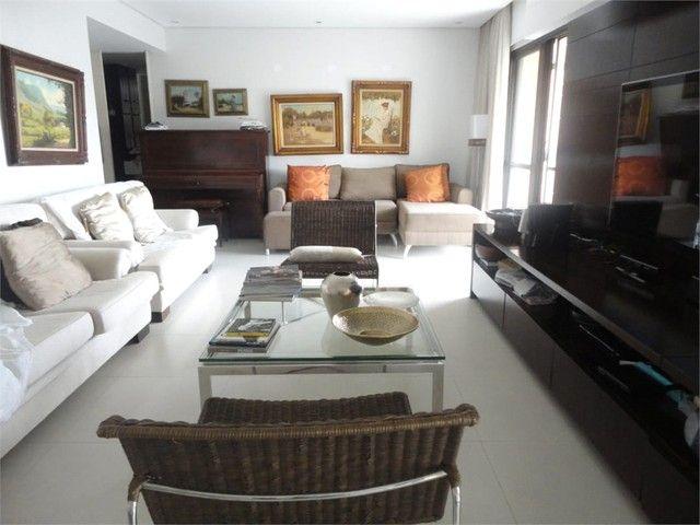 Apartamento para alugar com 4 dormitórios em Panamby, São paulo cod:REO550536 - Foto 2