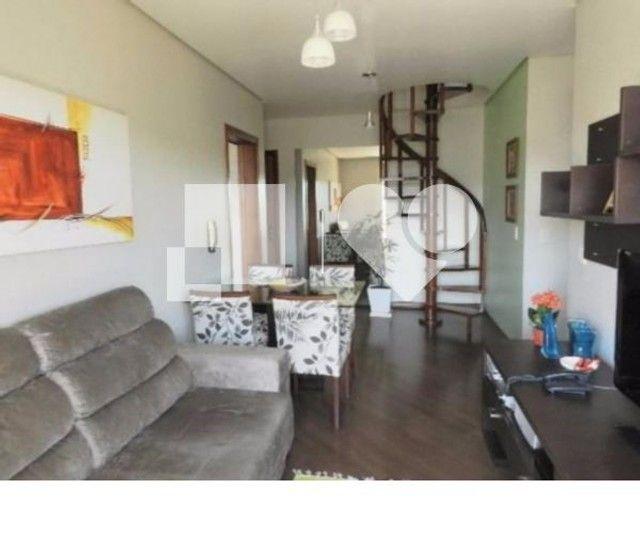 Apartamento à venda com 2 dormitórios em Jardim do salso, Porto alegre cod:REO424979 - Foto 4