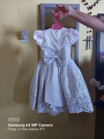 Vestido festa bebê  - Foto 4