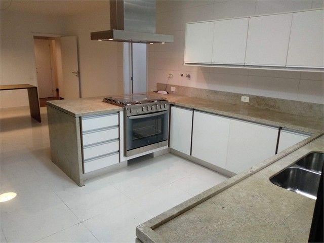 Apartamento para alugar com 4 dormitórios em Alto da boa vista, São paulo cod:REO22610 - Foto 5
