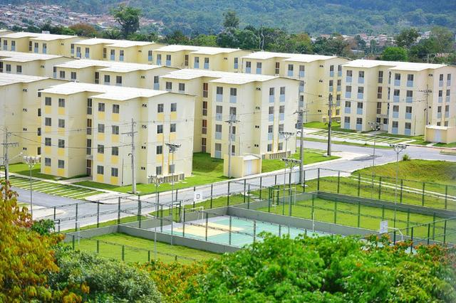 Apartamento Monte das Oliverias (Residencial Viver Melhor 3)