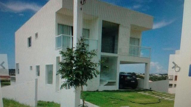 Linda Casa Alphaville Litoral Norte II Triplex 4 suítes 393m2 decorada Lauro de Freitas / - Foto 18