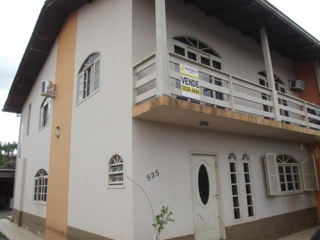 Casa à venda com 4 dormitórios em Bom retiro, Joinville cod:KR581 - Foto 2