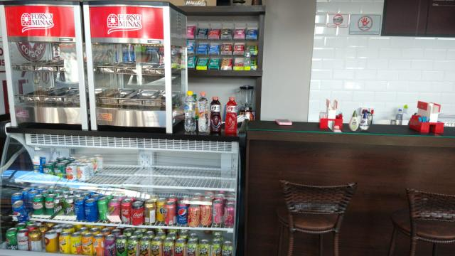 Cafeteria container perto do Bradesco - Foto 5