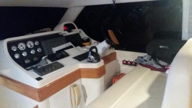 Lancha Rio Star 51 2012 ñ Cabras Mar,Intermarine,Ferret,Sedna,Sessa,Magiore - Foto 10