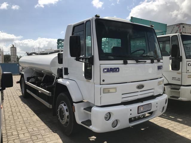 Ford cargo 1517 pipa - Foto 2