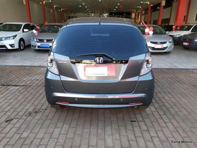 Honda Fit Cx 1.5 Automático 2014 - Foto 6