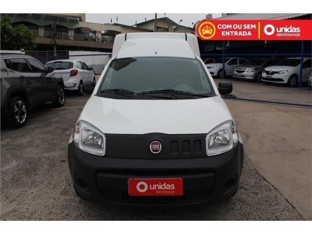 Fiat Fiorino Evo 1.4 2018 bx km único aceito troca financio sem entrada - Foto 7