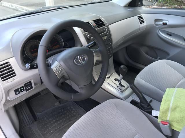Toyota Corolla GLI automático 2010 - Foto 6