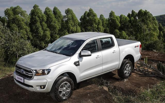 Ford Ranger XLS 2.2 4x4 Diesel Automática 19/20 0km IPVA 2020 pago - Foto 6