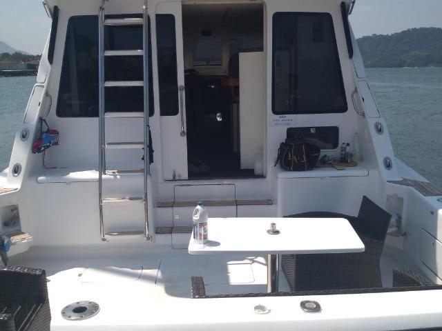 Lancha Rio Star 51 2012 ñ Cabras Mar,Intermarine,Ferret,Sedna,Sessa,Magiore - Foto 4