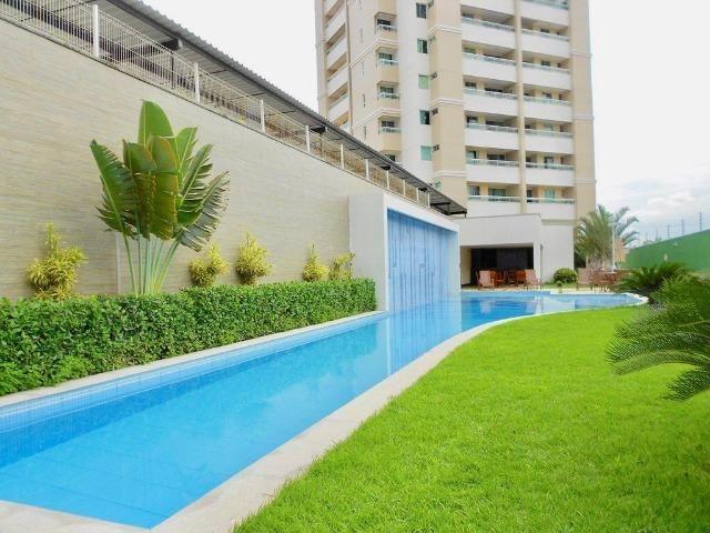 AP0544 - Apartamento com 3 suítes, 3 vagas e lazer completo