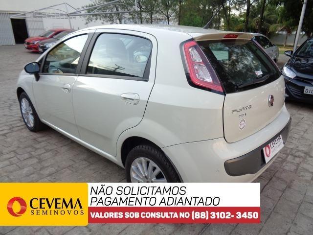 Fiat Punto Essence 1.6 Dualogic - Foto 6