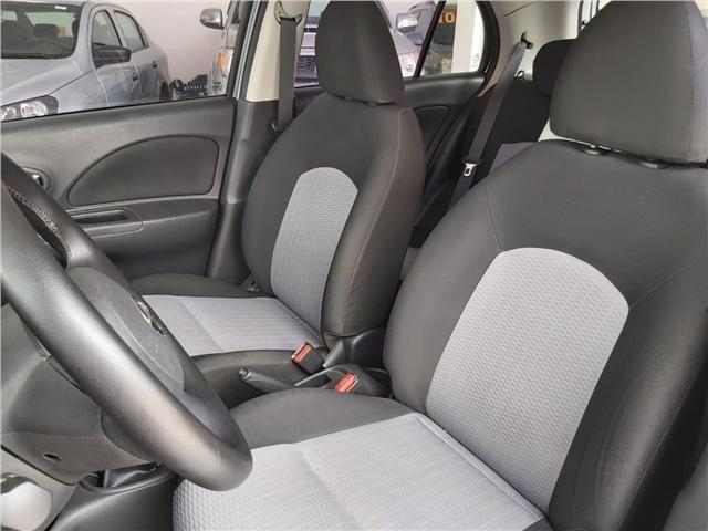 Nissan March 1.6 sr 16v flex 4p manual - Foto 12