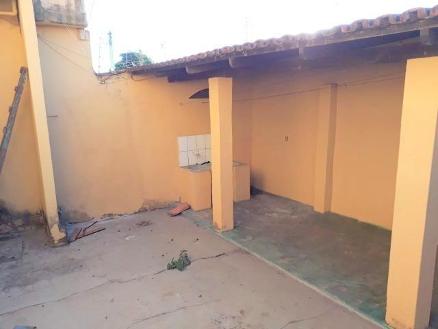 Cód. 6017 - Casa/Barracão e Terreno na Vila Góis - Donizete Imóveis - Anápolis/Go - Foto 3
