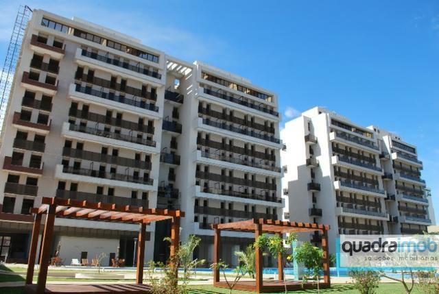 01 Quarto Vazado C/ 02 Varandas - Lazer De Resort - Park Sul - Use Fgts - Foto 11