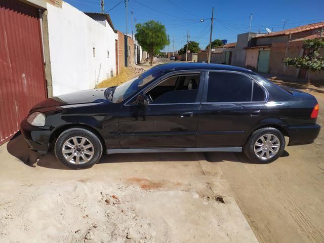 Honda Civic 2000 ( Automático ) - Foto 4