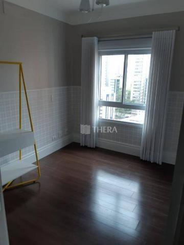 Apartamento com 3 dormitórios para alugar, 135 m² por r$ 5.000/mês - vila léa - santo andr - Foto 15