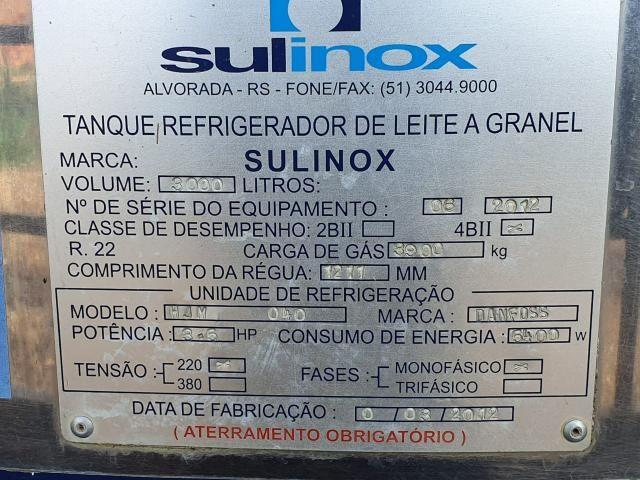 Resfriador sulinox 3000 Lt - Foto 5