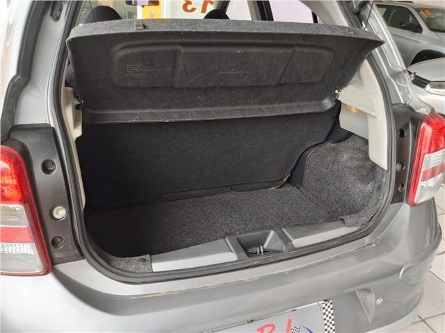 Nissan March 1.6 sr 16v flex 4p manual - Foto 15