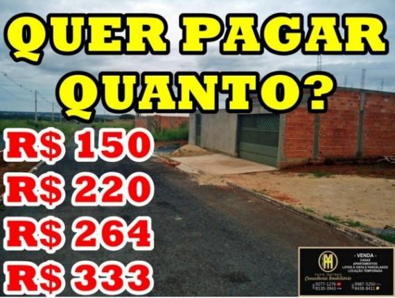Quer pagar quanto no seu lote parcelado - Terreno a Venda no bairro Menos de 5 K...