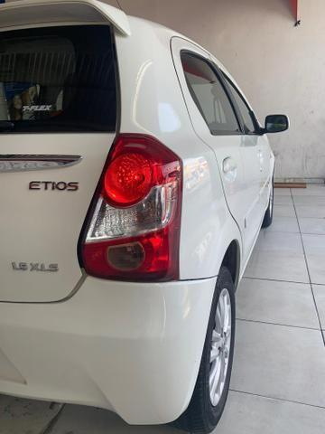 Etios xls 1.5 2013 na km automóveis - Foto 10