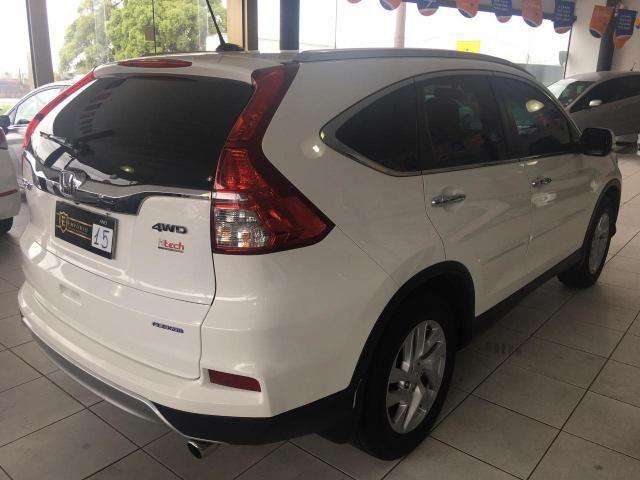 HONDA CRV 2015/2015 2.0 EXL 4X4 16V FLEX 4P AUTOMÁTICO - Foto 3