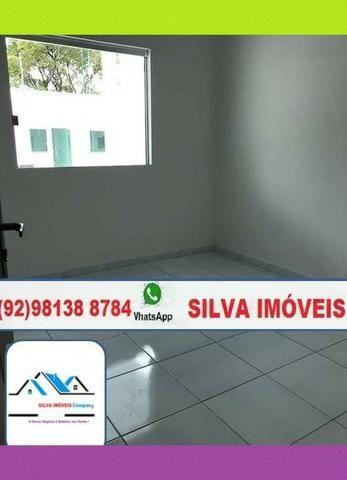 2qts Na Cidade Nova Casa Nova Pronta Pra Morar Cd Fechado Ac Carro ljldh qsrks - Foto 13