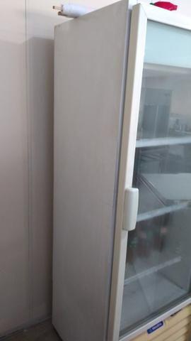 Freezer vertical metalfrio, branco 400lt - Foto 3