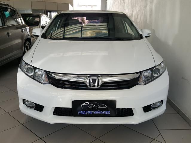 HONDA CIVIC 2014/2014 2.0 LXR 16V FLEX 4P AUTOMÁTICO - Foto 2