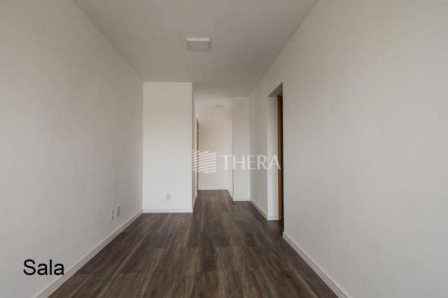 Apartamento com 2 dormitórios para alugar, 59 m² por r$ 1.350,00/mês - santa teresinha - s - Foto 4