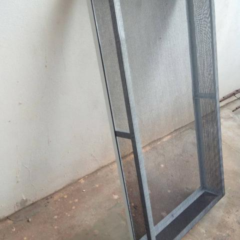 Telas mosquiteiras para janelas e portas  anti insetos - Foto 5