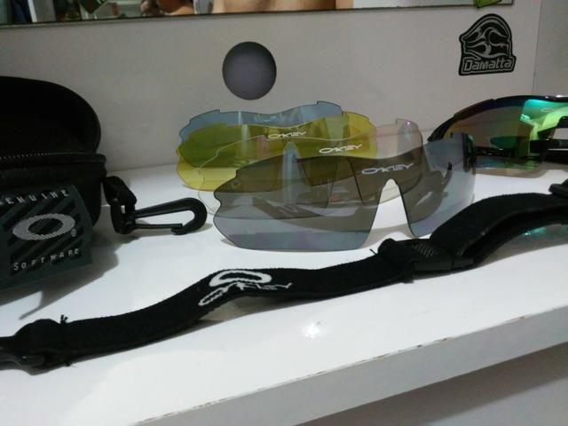 155e3ed83f495 Óculos Oakley Esporte 5 lentes - Esportes e ginástica - São José ...