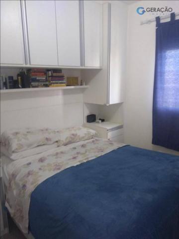 Apartamento com 3 dormitórios para alugar, 70 m² por R$ 1.600/mês - Centro - São José dos  - Foto 8