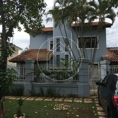 Casa de condomínio à venda com 4 dormitórios cod:813088