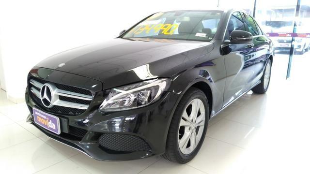 Mercedes-benz C-180