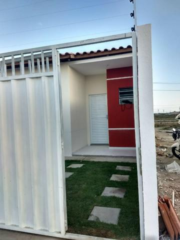 Casa 2/4 - Residencial Reserva Sim -Compre Sem Entrada - Foto 2