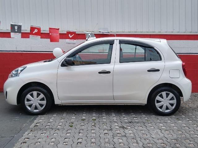 Nissan March 1.0 S Financio!!! - Foto 8