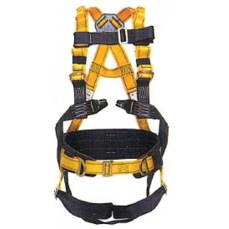 fa2f248d51e25 Cinto de Segurança tipo paraquedista com duplo talabarte - Outros ...