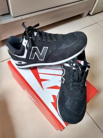 b131a7cc5f New balance número 40 preto - Roupas e calçados - Jardim Ansalca ...