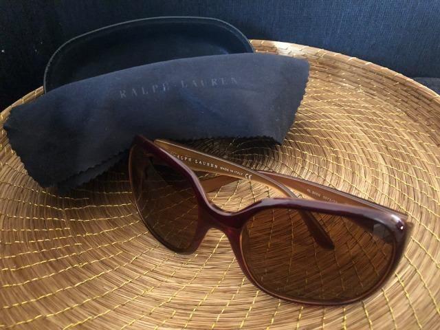 d2339d90833c7 Óculos De Sol Feminino - Ralph Lauren (usado) - Bijouterias ...