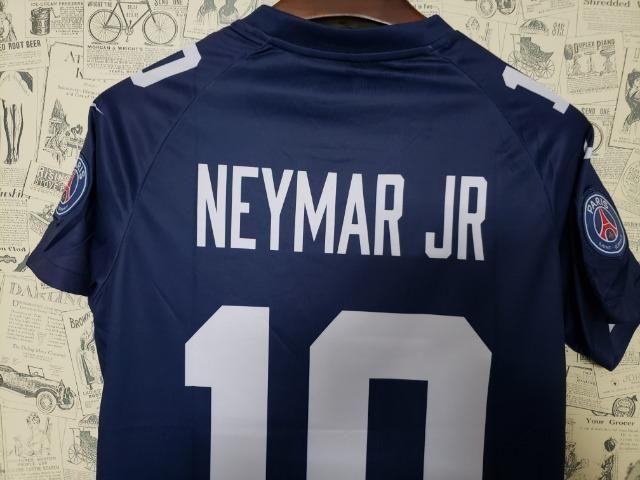 Psg Nfl Jersey Neymar Jr #10 - Foto 5