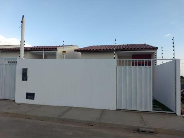 Casa 2/4 - Residencial Reserva Sim -Compre Sem Entrada
