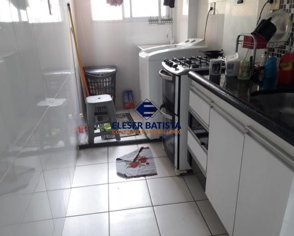 Apartamento à venda com 3 dormitórios em Condomínio viver serra, Serra cod:AP00172 - Foto 7