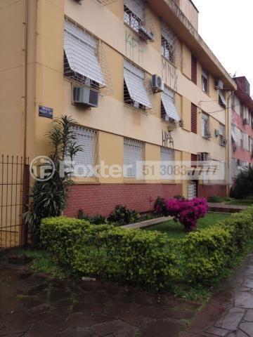 Apartamento à venda com 2 dormitórios em São sebastião, Porto alegre cod:189397