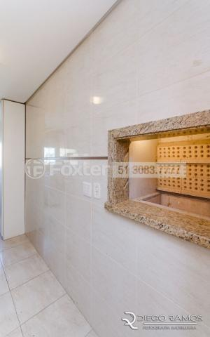 Apartamento à venda com 2 dormitórios em Cristo redentor, Porto alegre cod:186376 - Foto 9