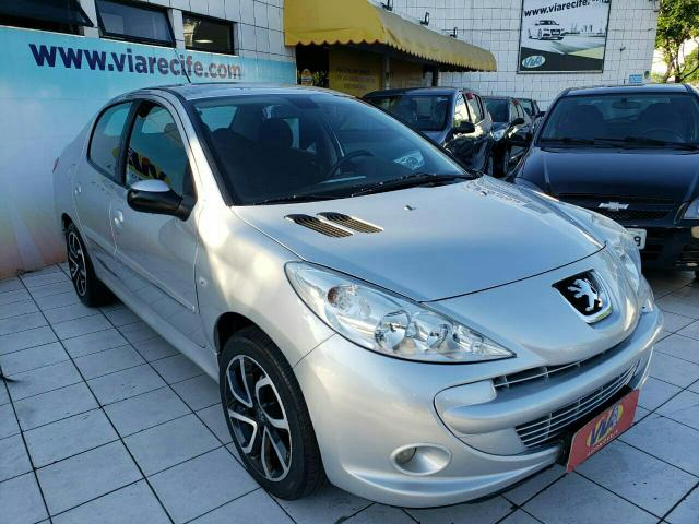 PEUGEOT 207 2011/2012 1.4 XR PASSION 8V FLEX 4P MANUAL