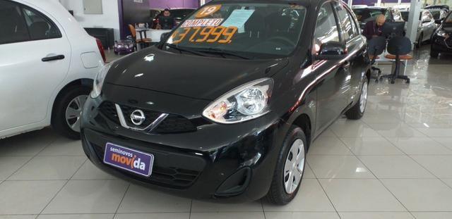 Nissan March S 1.0 12v Flex 5p - Foto 7