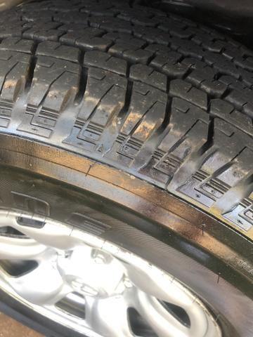 Toyota Hilux SR 4x4 3.0 8V 116CV TB DIESEL / pneu NOVO / todas revisões na Toyota - Foto 5
