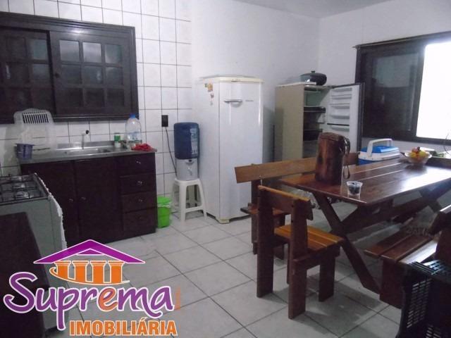 Casa 3 quartos à venda com Área de serviço - Imbé - RS